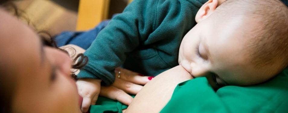 Le choix d'allaiter