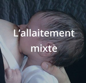 L'allaitement mixte, une formation à l'allaitement maternel du Centre Véronique Darmangeat