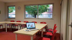 Pour vos séminaires à Paris, louez la salle de formation du Centre Allaitement Véronique Darmangeat