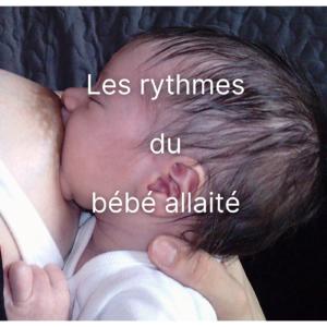 Les rythmes du bébé allaité